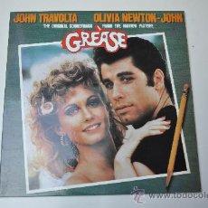 Discos de vinilo: GREASE - EDITADO EN 1978 DOBLE LP. Lote 29498510