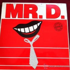 Discos de vinilo: MR D - FRISK 5.00 . MAXI SINGLE . FONOMUSIC ESPAÑA 1984. Lote 29500439