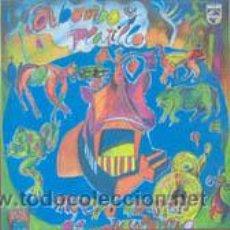 Discos de vinilo: LOTE 2 ALBUM NUEVO MESTER DE JUGLARIA - PARATE Y TE CONTARE 1978 / A BOMBO Y PLATILLO 1982-NUEVOS. Lote 29504850