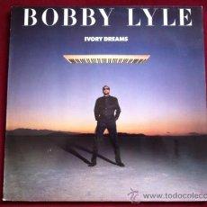 Discos de vinilo: BOBBY LYLE - IVORY DREAMS . LP . ATLATIC RECORDS GERMANY 1989. Lote 29505019