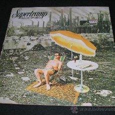 Discos de vinilo: SUPERTRAMP. CRISIS? WHAT CRISIS?. AM RECORDS 1975. Lote 29514636