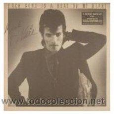 Discos de vinilo: MINK DEVILLE - EACH SONG IS A BEAT OF MY HEART - MINI LP 6 TEMAS - ATLANTIC RECORDS -3 INÉDITOS. Lote 29517787