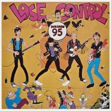 Discos de vinilo: DURANGO 95 - LOSE CONTROL - 1993 - CANADA - PUNK ROCK MOD - RUTA 66 RECOMENDADO. Lote 29519358
