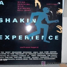 Discos de vinilo: A SHAKIN EXPERIENCE - RUTA 66 - ALEX CHILTON-THUNDERS-KINGSNAKES-COPIA 355 DE 2500 EDITADAS. Lote 29519559