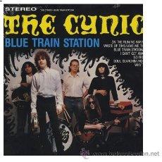 Discos de vinilo: THE CYNICS - BLUE TRAIN STATION - GET HIP/SKYCLAD RECORDS 1987-UN SOLO USO -IMPECABLE-SIXTIES GARAGE. Lote 29520048