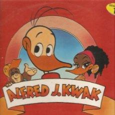 Discos de vinilo: LP SERIE TV ALFRED J. KWAK ( + MORTADELO Y FILEMON, ZIPY Y ZAPE, SUPERLOPEZ ) . Lote 29520413