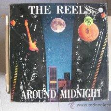 Disques de vinyle: THE REELS - AROUND MIDNIGHT - MAXI ZAFIRO 1986 BPY. Lote 29530529