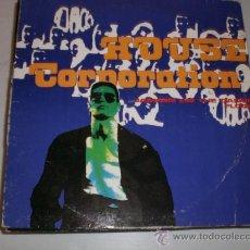 Discos de vinilo: HOUSE CORPORATION, MAXI JAMMIN ON THE DANCE FLOOR. Lote 29527991