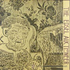 Discos de vinilo: THE EDSEL AUCTIONEER - VOICE OF THE HAROLDS - 1990 - VYNIL SOLUTION ENGLAND-NUEVO. Lote 29530592