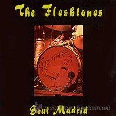 Discos de vinilo: THE FLESHTONES - SOUL MADRID -LIVE 20-XII-1988 ROCK CLUB- RAREZA IMPOSIBLE RECORDS-NUEVO 1 SOLO USO. Lote 29532217