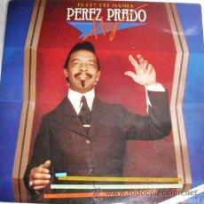 Discos de vinilo: DOBLE ALBUM DOS DISCOS LP DE VINILO EL REY DEL MAMBO PEREZ PRADO HOY.EDIT. EPIC 1981. Lote 29536665