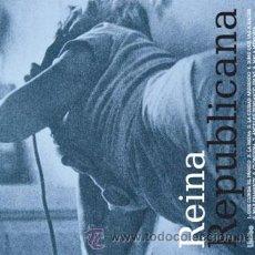 Discos de vinilo: LP REINA REPUBLICANA VINILO + CD LOS PLANETAS. Lote 45511385