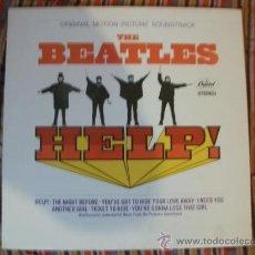 Discos de vinilo: LP GATEFOLD THE BEATLES HELP 1965 ORIGINAL CANADA CAPITOL SMAS 2386. Lote 29541858