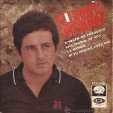Discos de vinilo: EP-RICHARD ANTHONY-VSA 14250-1966-CANTA EN ESPAÑOL Y FRANCES. Lote 29543370