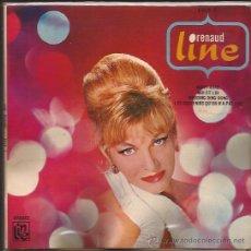 Discos de vinilo: EP-LINE RENAUD-LINE 2-FRANCE-1965-PORTADA ABIERTA. Lote 29544960