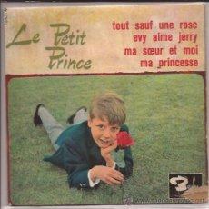 Discos de vinilo: EP-LE PETIT PRINCE-BARCLAY 70631-FRANCE-1964. Lote 29545162