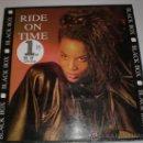 Discos de vinilo: BLACK BOX, MAXI RIDE ON TIME. Lote 117367690