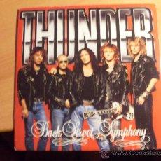 Disques de vinyle: THUNDER ( BACK STREET SYMPHONY ) SINGLE (EPI18). Lote 29558726