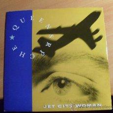 Discos de vinilo: QUEENSRYCHE ( JET CITY WOMAN ) 45 RPM ( EP0'). Lote 29568146