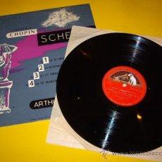 Discos de vinilo: SCHERZI DE FREDERIC CHOPIN - PIANISTA ARTHUR RUBINSTEIN -. Lote 29560904