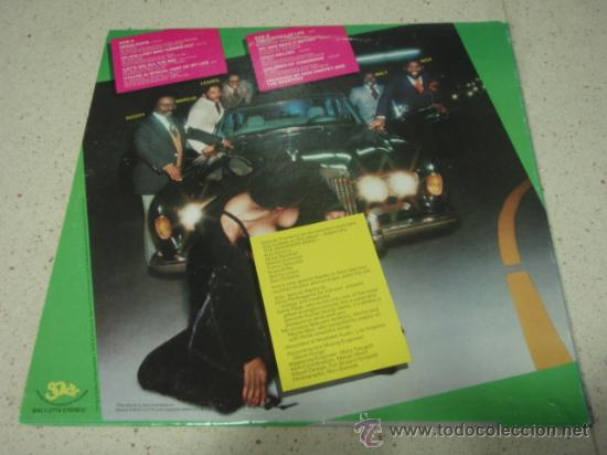 Discos de vinilo: THE WHISPERS ' HEADLIGHTS ' NEW YORK-USA 1978 LP33 SOUND OF LOS ANGELES RECORDS - Foto 2 - 29549443