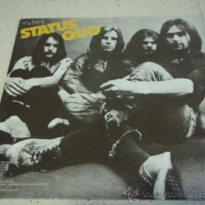 Discos de vinilo: STATUS QUO ' THE BEST OF STATUS QUO ' 1970/1971 - ITALY LP33 PYE RECORDS. Lote 29552192