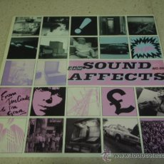 Discos de vinilo: THE JAM ' SOUND AFFECTS ' ENGLAND - 1980 LP33 POLYDOR. Lote 29558572