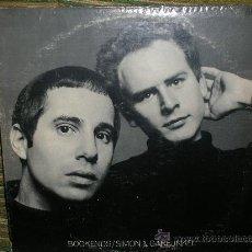 Discos de vinilo: SIMON AND GARFUNKEL - BOOKENDS LP- ORIGINAL U.S.A. - COLUMBIA 1968 360 SOUND LABEL - STEREO -. Lote 29590223