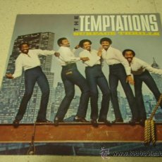 Discos de vinilo: THE TEMPTATIONS ' SURFACE THRILLS ' 1983 - GERMANY LP33 MOTOWN RECORDS. Lote 29569331