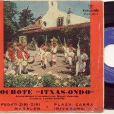 Discos de vinilo: EP 45 RPM / OCHOTE ITXAS ONDO / MADALEN . Lote 29577007
