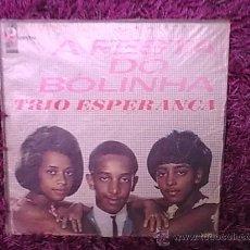 Discos de vinilo: LP TRIO ESPERANÇA A FESTA DA BOLINHA 1966 ORIGINAL MONO BRASIL. Lote 29586012