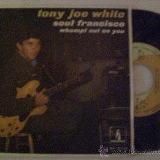 Vinyl-Schallplatten - tony joe white, soul francisco, single monument spain 1968, nuevo, en oferta - 53529749
