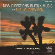Discos de vinilo: EP-THE JOURNEYMEN-CAPITOL 120551-FRANCE-FOLK MUSIC. Lote 29594735