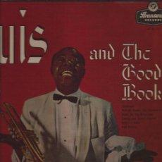 Discos de vinilo: LP-LOUIS ARMSTRONG-BRUNSWICK 8270-UK-1958--JAZZ. Lote 29598587