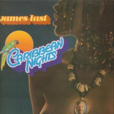 Discos de vinilo: LP JAMES LAST - CARIBBEAN NIGHTS (REGGAE DE BOB MARLEY, JIMMY CLIFF, ETC ). Lote 29599112