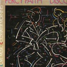 Discos de vinilo: LP PERCY FAITH - DISCO PARTY . Lote 29599301