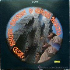 Discos de vinilo: TEDD SMITH~SMASH AND GRAB WORLD~XIAN POP PSYCH LP ORIGINAL USA VG+/VG+. Lote 29612773