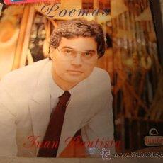 Discos de vinilo: DISCO LP - POEMAS AÑO 1981.. Lote 29614799