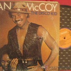 Discos de vinilo: VAN MCCOY - THE DISCO KID. Lote 29617170