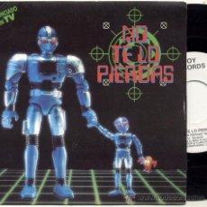 Disques de vinyle: SINGLE PROMO 45 RPM / NO TE PIERDAS /// EDITADO POR BOY RECORDS . Lote 29623177