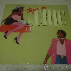 Discos de vinilo: CHIC ' TONGUE IN CHIC ' USA 1982-GERMANY LP33 ATLANTIC RECORDS. Lote 29631463