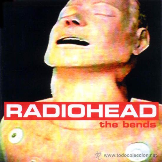 LP RADIOHEAD THE BENDS VINILO NUEVO (Música - Discos - LP Vinilo - Pop - Rock Extranjero de los 90 a la actualidad)