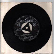 Discos de vinilo: SINGLE RAFAEL BOLUDA CON CEBRIAN Y SUS SOLISTAS, COLUMBIA AÑO 1960. Lote 29665559