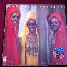 Discos de vinilo: THE THREE DEGREES - THE THREE DEGREES . LP . PHILADELPHIA INTERNATIONAL SOUND 1973. HOLLAND. Lote 29674737