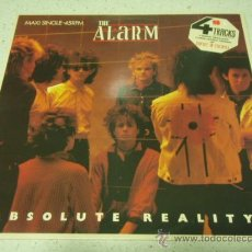 Discos de vinilo: THE ALARM ?– ABSOLUTE REALITY, EUROPE 1985 I.R.S. RECORDS. Lote 29678000