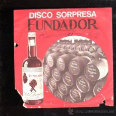 Discos de vinilo: SINGLES. FUNDADOR - EUROVISION 68. Lote 29681749