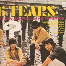 Discos de vinilo: LP QUESTION MARK AND THE MYSTERIANS - 96 TEARS . Lote 29687910