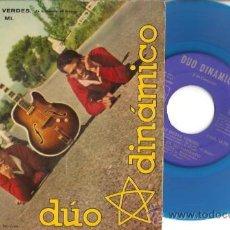 Discos de vinilo: EP DUO DINAMICO - LAS HOJAS VERDES- POESIA EN MOVIMIENTO- ALA HULA ROCK- SOLA PARA MI. Lote 29696074