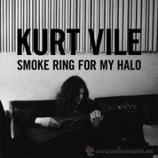 Discos de vinilo: LP KURT VILE SMOKE RING FOR MY HALO VINILO. Lote 122546706