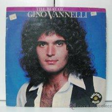 Discos de vinilo: GINO VANNELLI - THE BEST OF - LP A&M RECORDS 1981 BPY. Lote 29702813